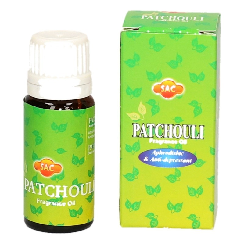 10 ml Patchouli geurolie
