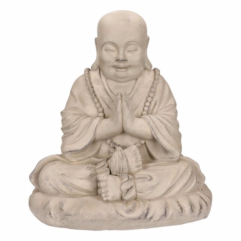 Boeddha beelden 35 cm mediterend