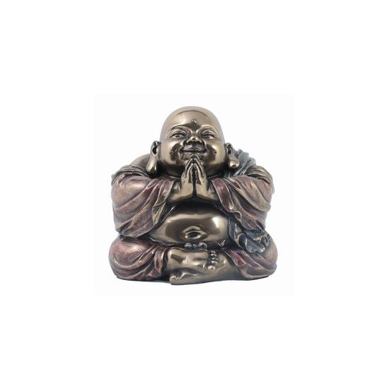 Pu-Tai Boedha beeldje 11 cm
