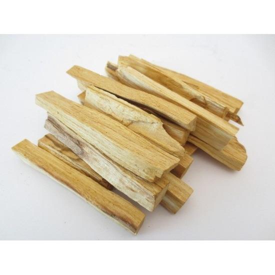Sjamanen accessoires Palo Santo houtjes