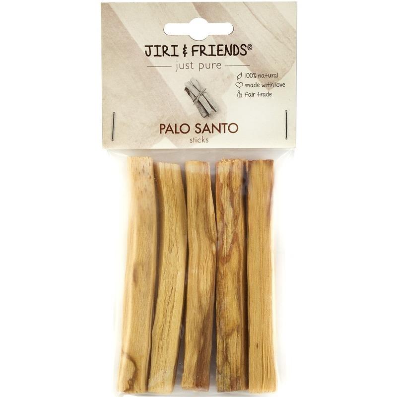 Zuiverende houten stokjes Palo Santo
